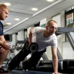 Wellnessstudio und Fitnessstudios